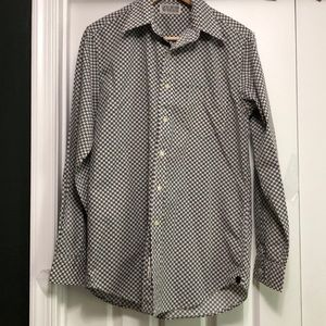 Vintage Lucky Brand Long Sleeve Shirt Size XS